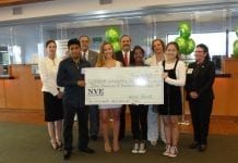 NVE Bank Awards Scholarships